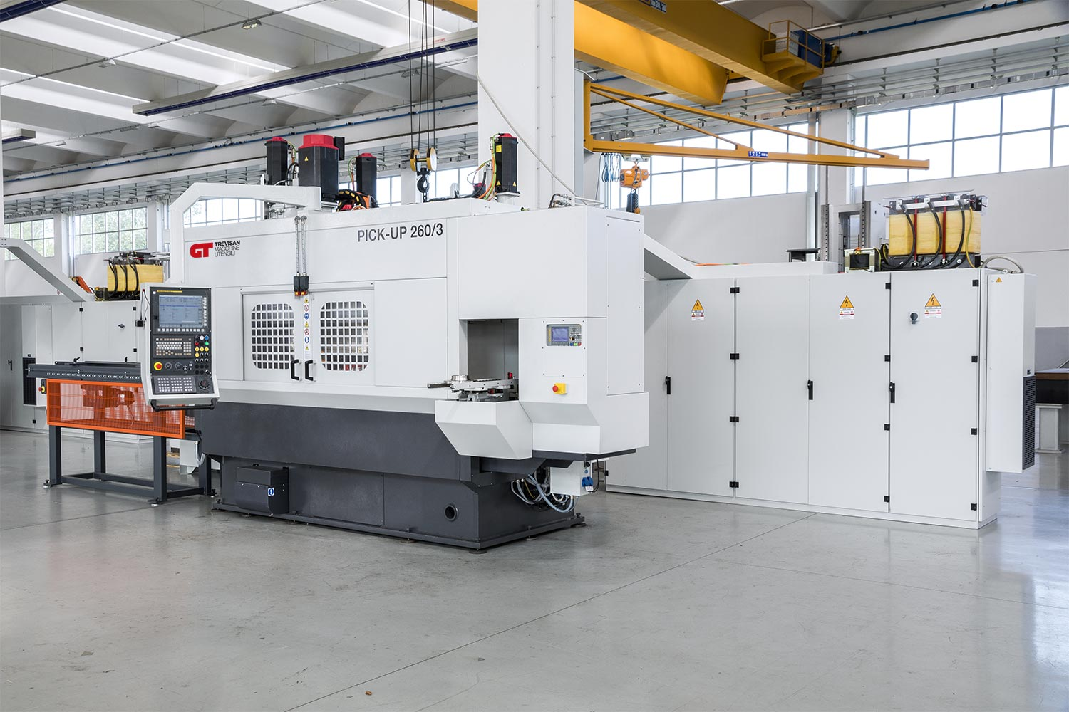 trevisan machine tool