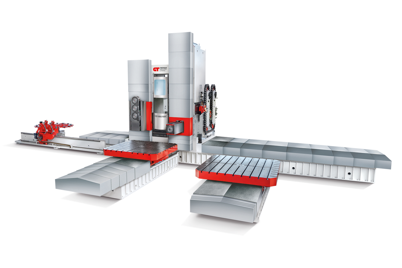 trevisan machine tools